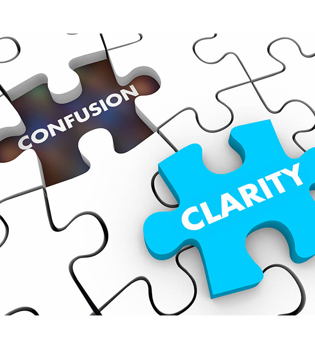 clarity for services